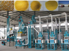 Maize Processing Equipment Suppliers in China